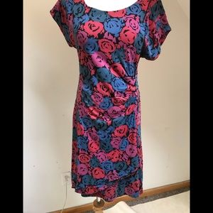 Marc by Marc Jacobs EUC fitted iconic floral dress